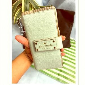 KATE SPADE♠️ continental wallet NEW